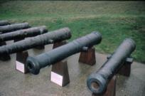 Wealden Cannon at Fort Nelson